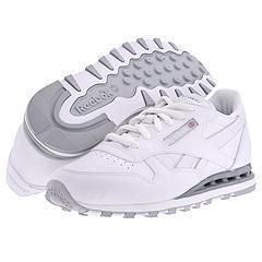 Reebok Lifestyle Classic Leather Thermo W White/Silver/Blue Jeans