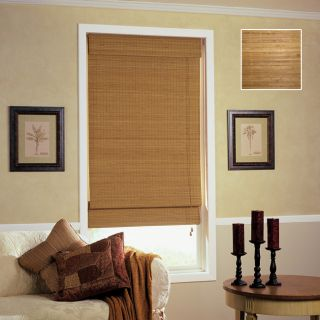 Nantucket Bamboo Roman Shades (21 in. x 72 in.)