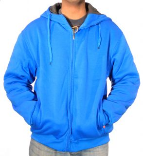 Courage Mens Royal Blue Hoodie