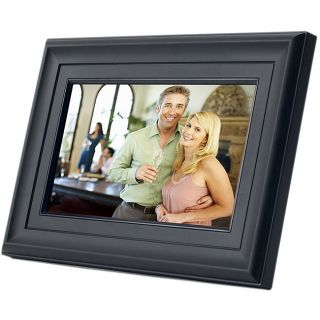 Mustek 7 inch PF A720BM Digital Photo Frame/ MP3 Player
