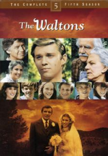 The Waltons The Complete Fifth Season (DVD)