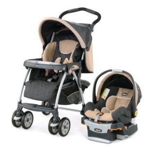 Chicco Cortina Travel System   Hazelwood   Travel System Strollers at