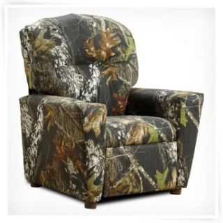Kidz World Mossy Oak Camouflage Video Rocker   Gaming Chairs & Rockers