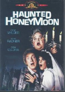 Haunted Honeymoon (DVD)