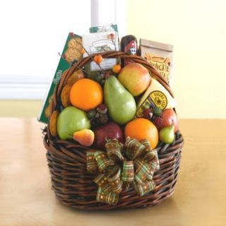 Fruit Harvest Gift Basket   Fruit