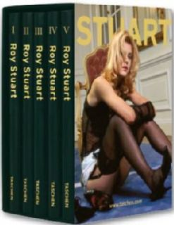 Hanson Collection of The Roy Stuart`s Leg Show 1996 2001 (Hardcover
