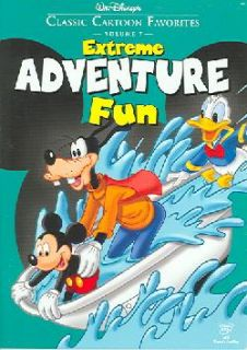 Disneys Classic Cartoon Favorites Vol. 7: Extreme Adventure Fun (DVD