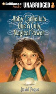 Abby Carnelia`s One and Only Magic Power (MP3 CD)