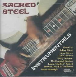Various Artists   Sacred Steel Guitar Instrumentals