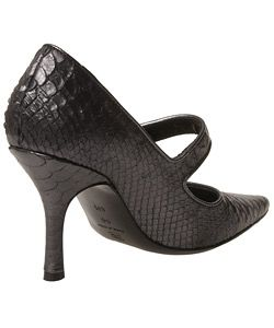 Via Spiga Neda Womens Snakeskin Pumps