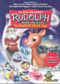 Rudolph the Red Nosed Reindeer: The Island of Misfit Toys (DVD