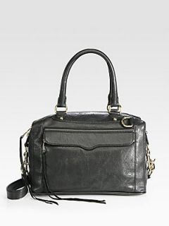 Rebecca Minkoff   Mab Mini Leather Shoulder Bag