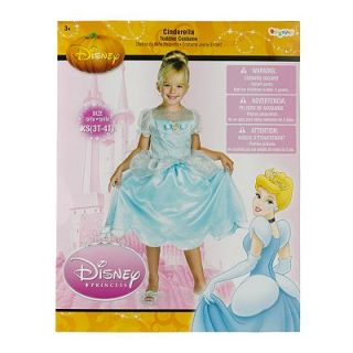 Disney Princess Cinderella Costume   Toddler/Kids