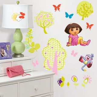 Dora the Explorer Wall Stickers by RoomMates
