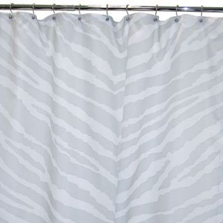 Mette Ditmer Zebra Shower Curtain
