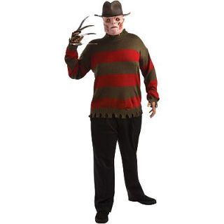 Freddy Krueger Costume Sweater   Plus