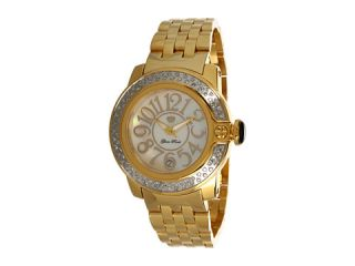 Glam Rock Lady SoBe 40mm Diamond Gold Plated Watch  GR31009D