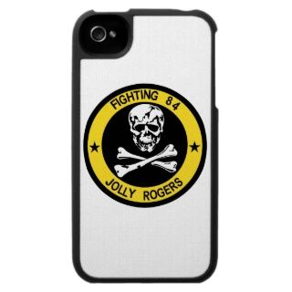 VF 84 Jolly Rogers iPhone Case