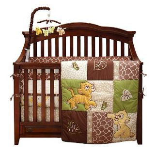 Crib Fashion Bedding Disney Baby Lion King Go Wild Valance