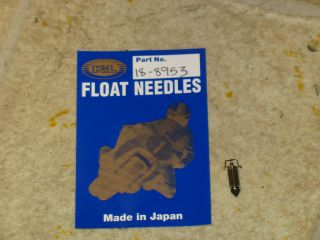 Small Engine Keihin Carburetor Carb Carby Float Needle 18 8953