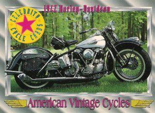 Vintage 1942 Harley Davidson Motorcycle Engine 2 Cylinder 61 cu in