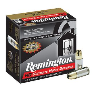 Remington HD Ultimate Home Defense Ammunition 9mm Luger