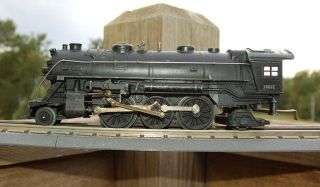 Lionel Trains Pre War Engine 1666E Made Between 1937 1941