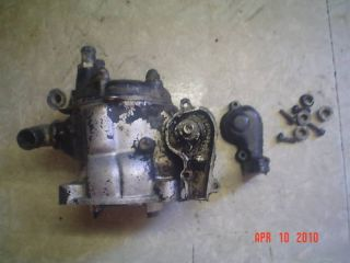 87 Honda CR125 CR 125 Motor Cylinder Top End Engine Jug