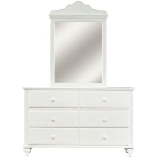 Dresser or Mirror, Leigh Anne Kids Bedroom