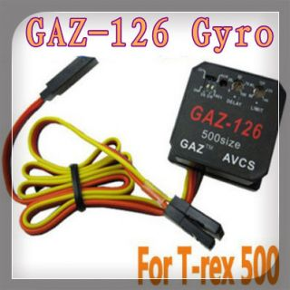 GAZ 126 Head Lock Digital Gyro for 6CH Align Trex 450 V2 500 RC