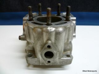 1998 Honda CR125 CR 125 CR125R Engine Cylinder Top End Barrel Jug 6