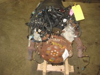 Liter Vortec Engine Motor Chevy Dropout LQ4 Chevy GMC 124K Drop