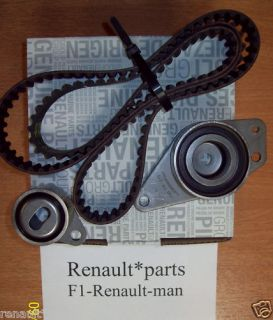 Genuine Renault Megane 1 9 DCI F9Q Timing Belt Kit Cam
