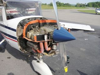 Aircraft Cessna 150 Continental O 200 A Engine Ttso 1700 Hours O200