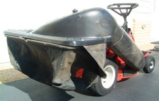 Snapper Riding Mower Bagger 10 HP Briggs SR1028 Rider
