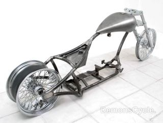 300 Wide Custom Fat Rolling Chassis Kit Euro RSD Chopper Frame Fit