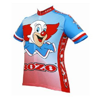 World Jerseys Bozo The Clown Cycling Jersey