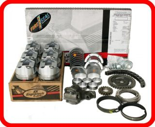 Chevrolet GMC 262 4 3L OHV V6 w x Vortec Engine Rebuild Kit