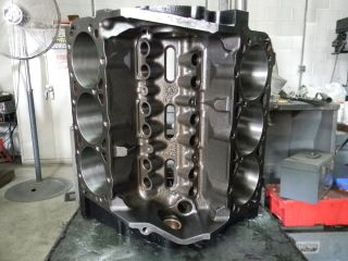 262 GM MERCRUISER OMC VOLVO PENTA COBRA 4 3 GM VORTEC ENGINE BLOCK