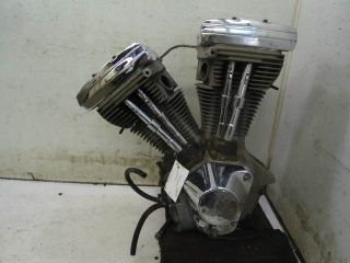 Harley Davidson Custom Evolution Engine Motor