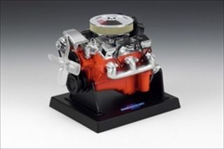 Chevrolet 350 Engine Diecast Engine Model 1 6 Scale