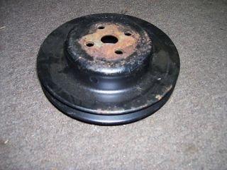 1970 1971 Ford Torino Cyclone 429 Water Pump Pulley D0OE