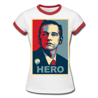 Assange Hero Wikileaks T Shirt 6816845