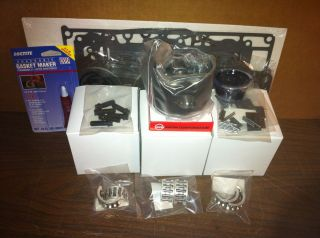 Yamaha 75 90 3 Cyl Powerhead Rebuild Kit 75HP 85HP 90HP