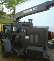 Woodchuck Wood Chipper Tree Shredder Diesel WC17 WC 17 12 Nashville