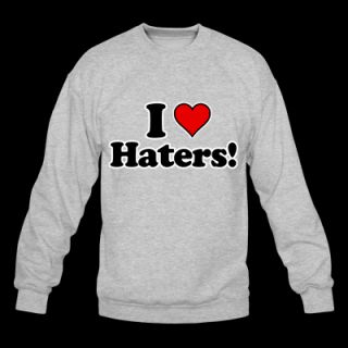 Love Haters! Sweatshirt 8974099