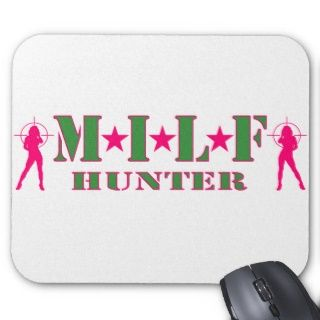 MILF HUNTER MAUSPADS