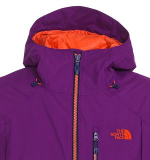 The North Face Ronco Hyvent 2l Pamplona Purple Man. Ropa hombre